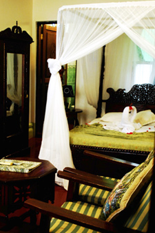 Asmini Palace Hotel in Stone Town